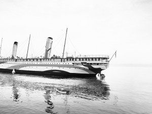 SS Coeur d'Alene (Under Refit for Troop Transport)