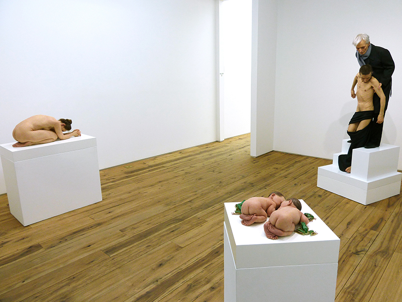 Sam Jinks  2015 Marc Straus Gallery