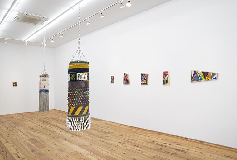 Jeffrey Gibson  2012 Marc Straus Gallery