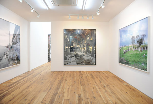 Thomas Bangsted  2012 Marc Straus Gallery