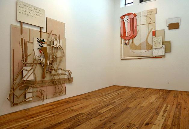 Birgit Brenner  2012 Marc Straus Gallery