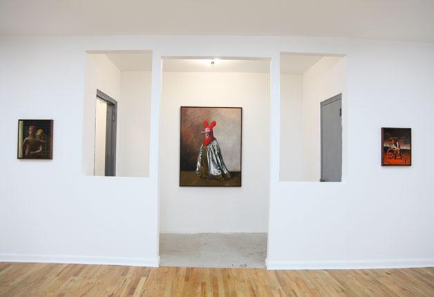 Paul Pretzer  2011 Marc Straus Gallery