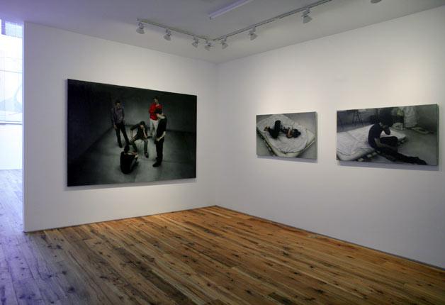 Zlatan Vehabović  2012 Marc Straus Gallery