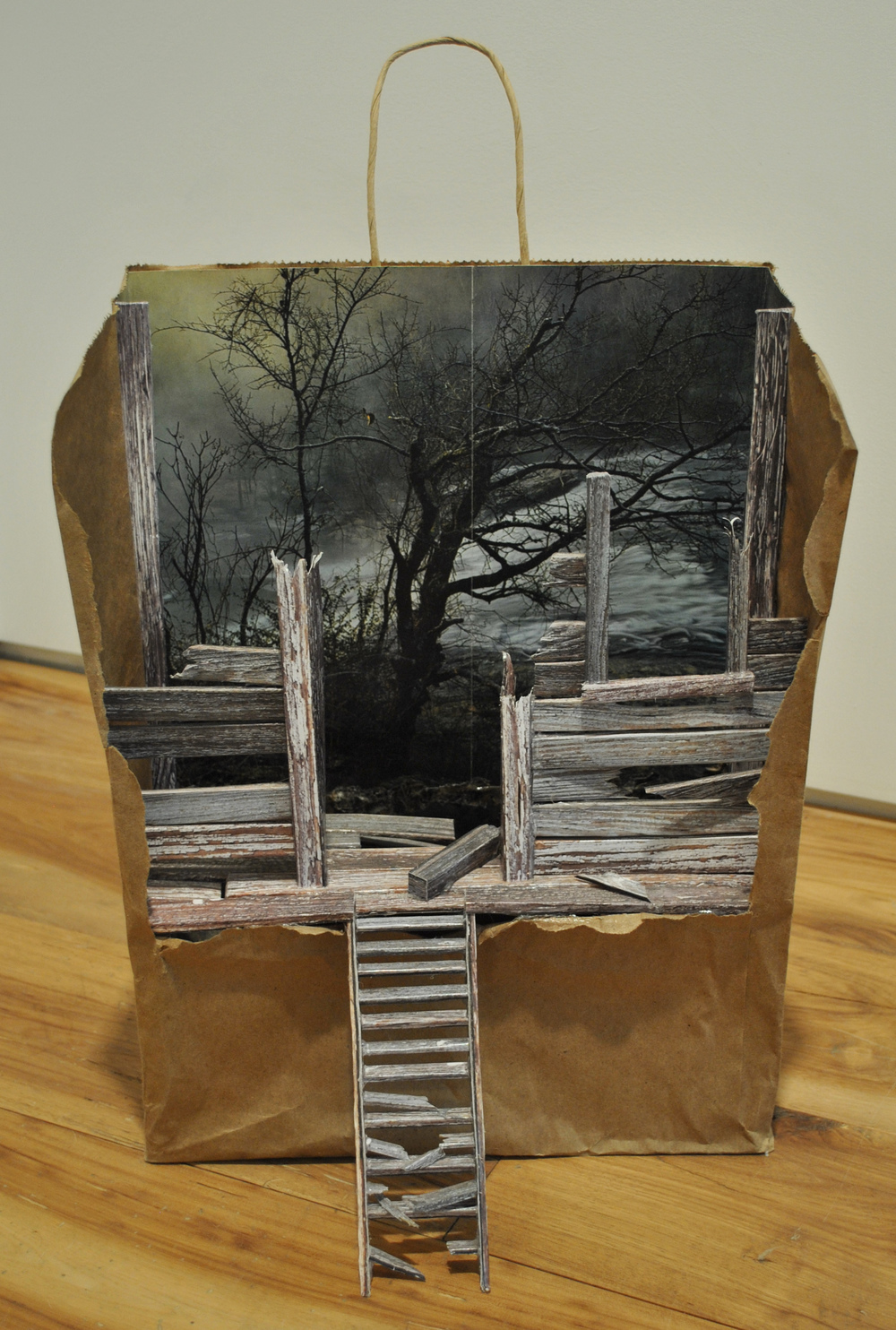 Chris Jones  2014 Marc Straus Gallery