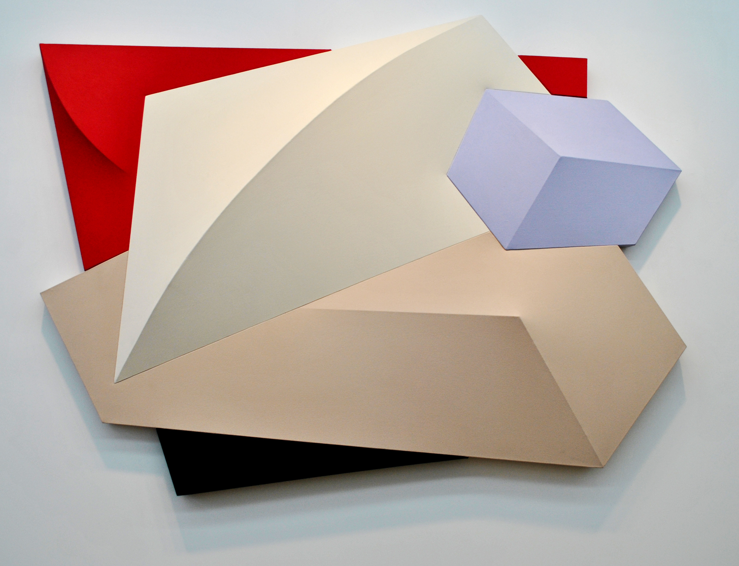 Charles Hinman: 6 Decades  2013 Marc Straus Gallery