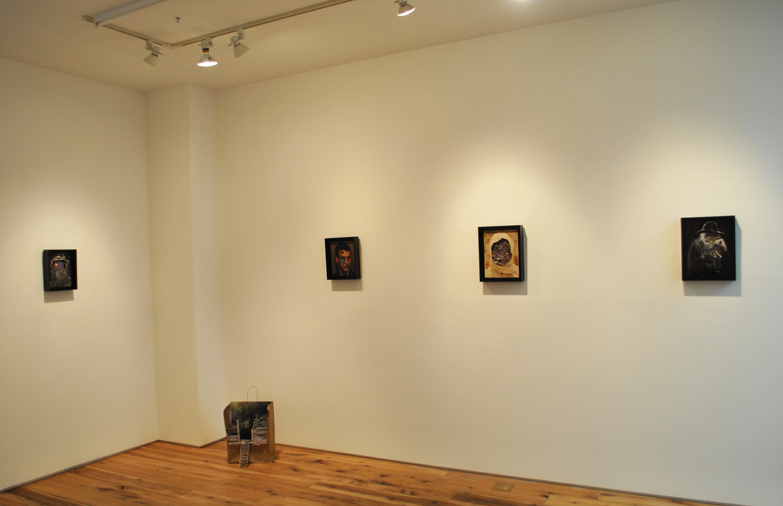 Chris Jones  2014 Marc Straus Gallery