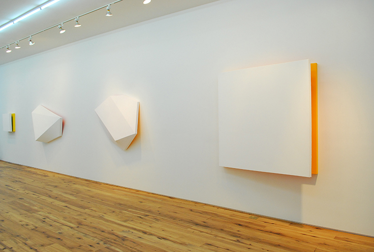 Charles Hinman  2012 Marc Straus Gallery