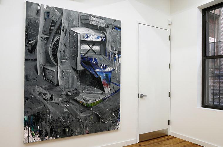 Leonardo Silaghi  2013 Marc Straus Gallery