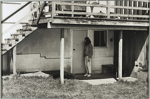 Jeff Wall and Thomas Bangsted  2013 Marc Straus Gallery