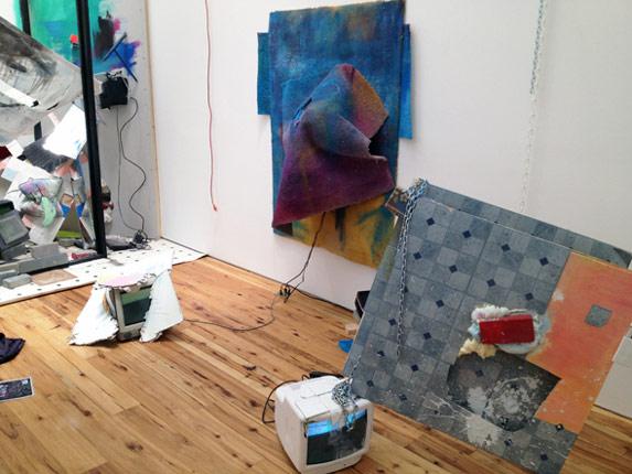 Martha Mysko  2012 Marc Straus Gallery