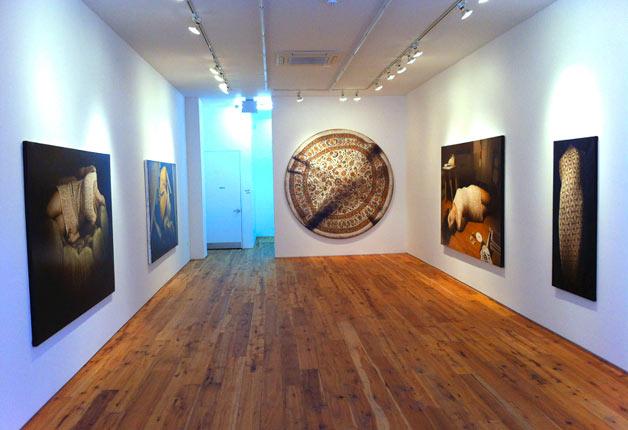 Antonio Santin  2012 Marc Straus Gallery