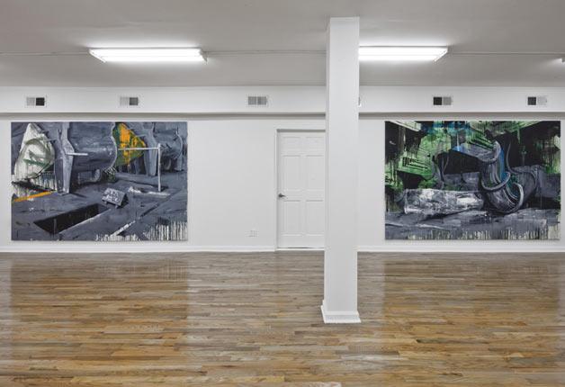 Leonardo Silaghi  2011 Marc Straus Gallery