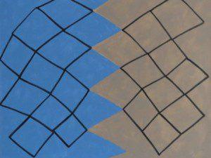 Mosaic (Blue Sand)