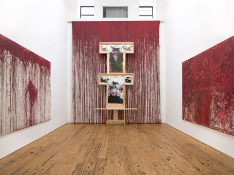 Hermann Nitsch 2015  Marc Straus