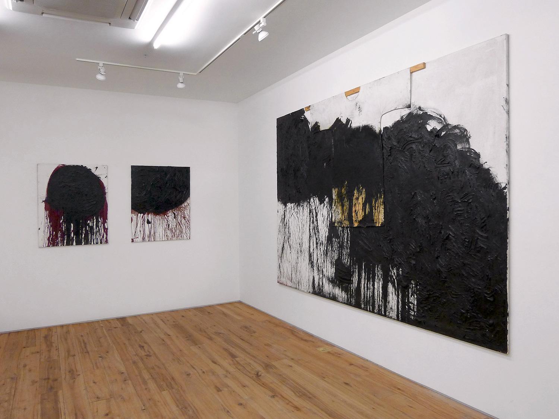 Hermann Nitsch  2015 Marc Straus Gallery