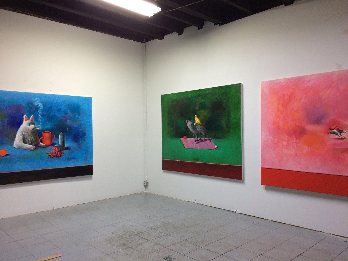 Paul Pretzer NY Studio 1