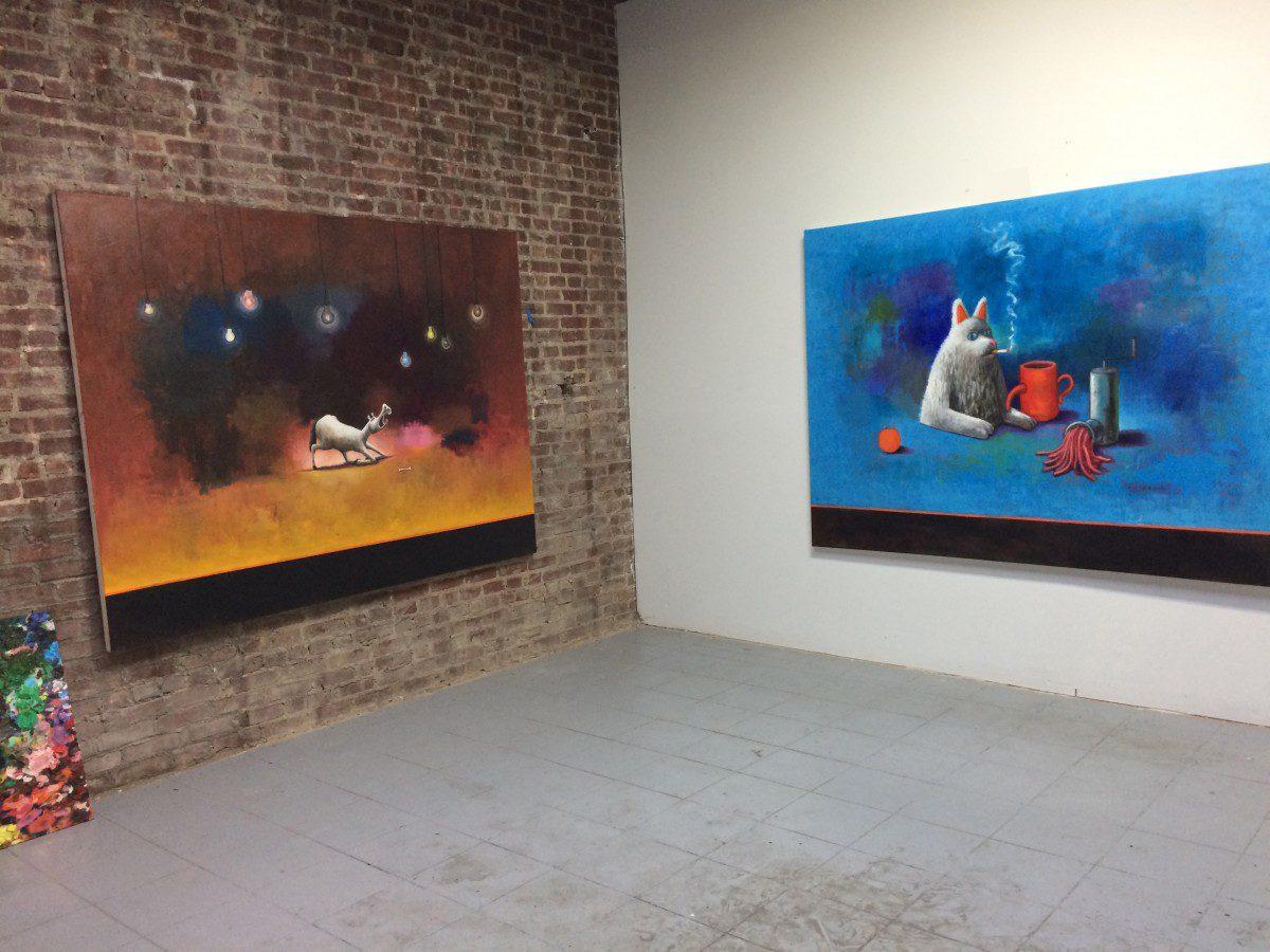 Paul Pretzer NY Studio 2