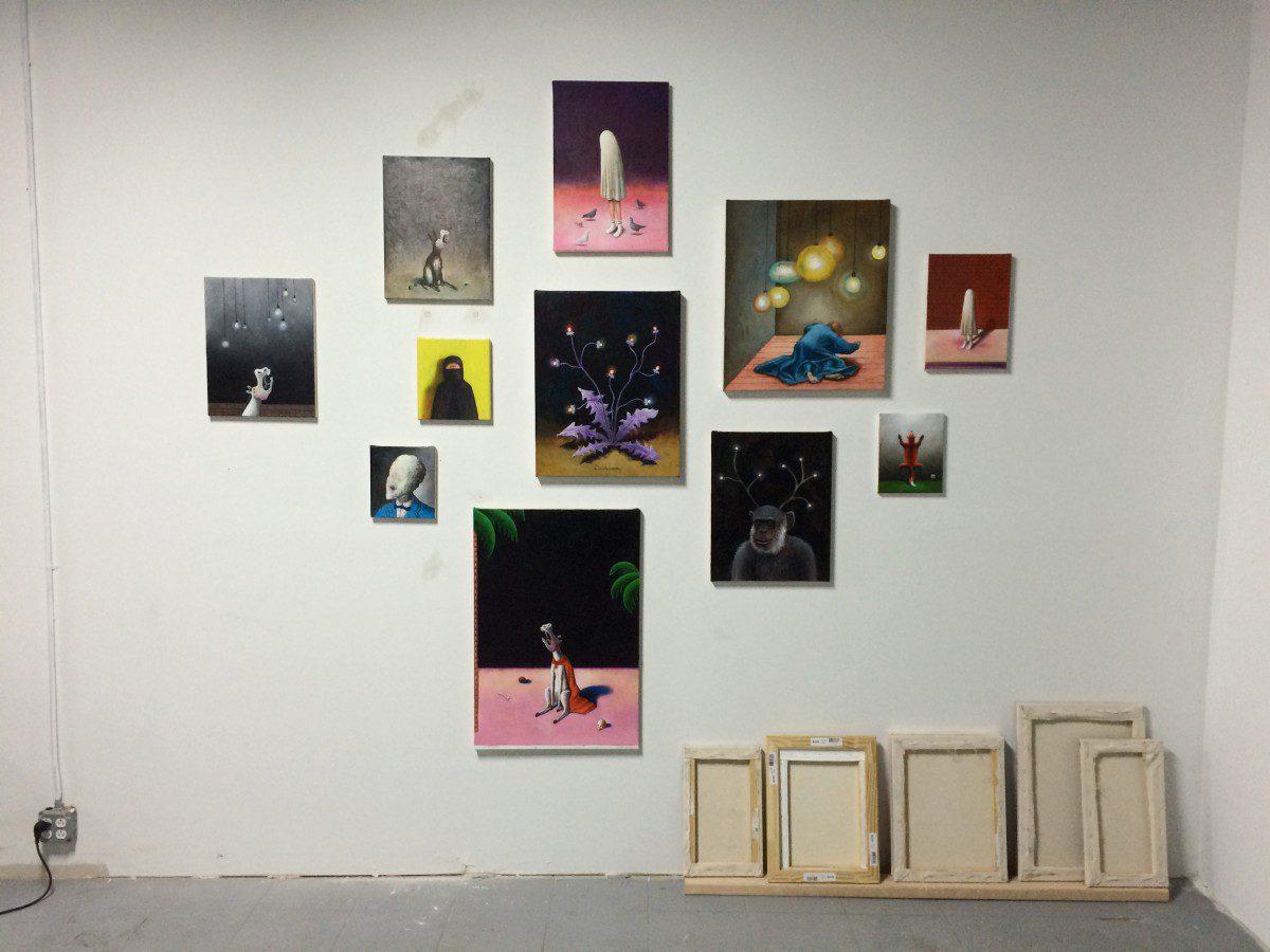 Paul Pretzer NY Studio 3