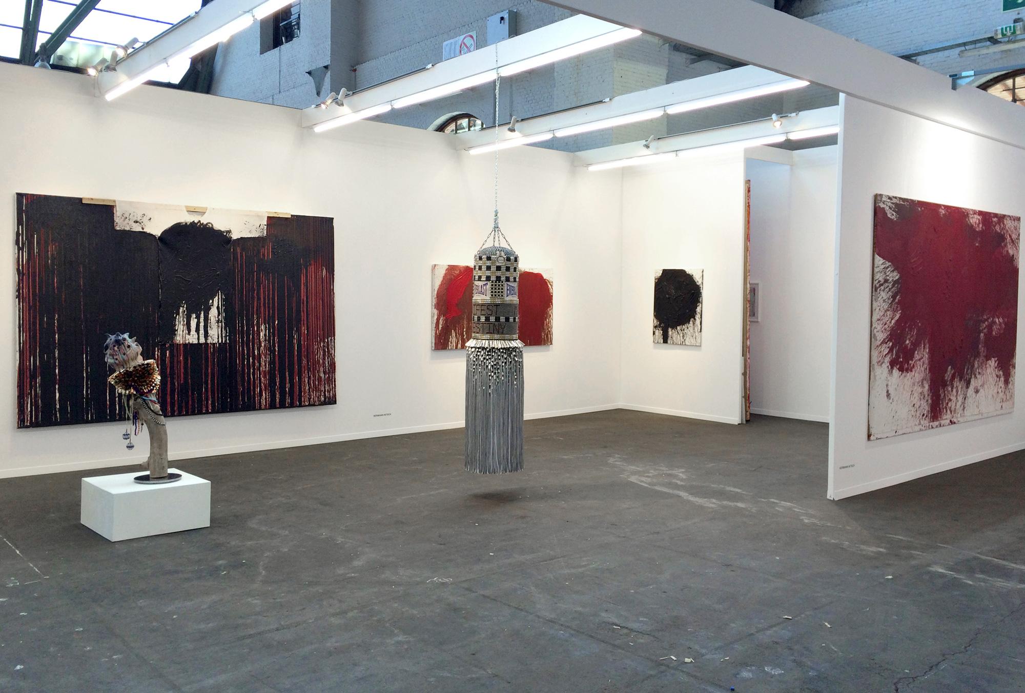 Art Brussels 2016  1970 Marc Straus Gallery
