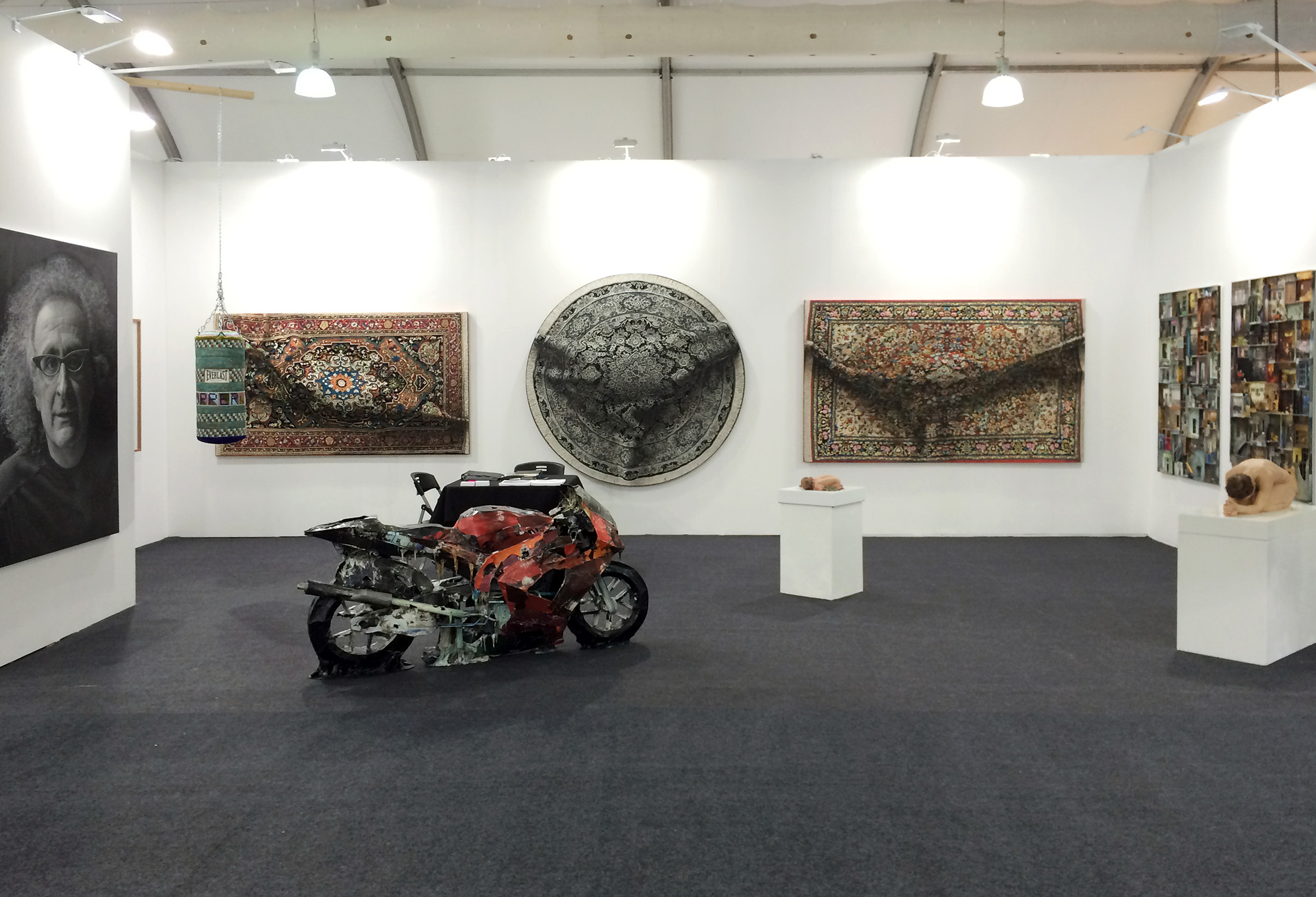 Art Central Hong Kong 2016  1970 Marc Straus Gallery