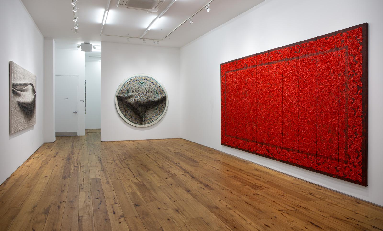 Antonio Santín  2016 Marc Straus Gallery