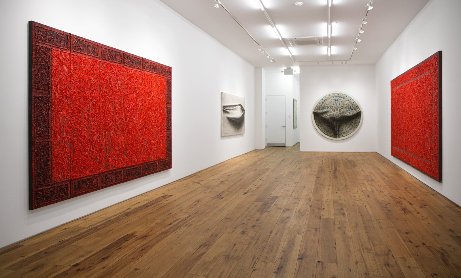 Antonio Santin, Marc Straus Gallery, February 2016
