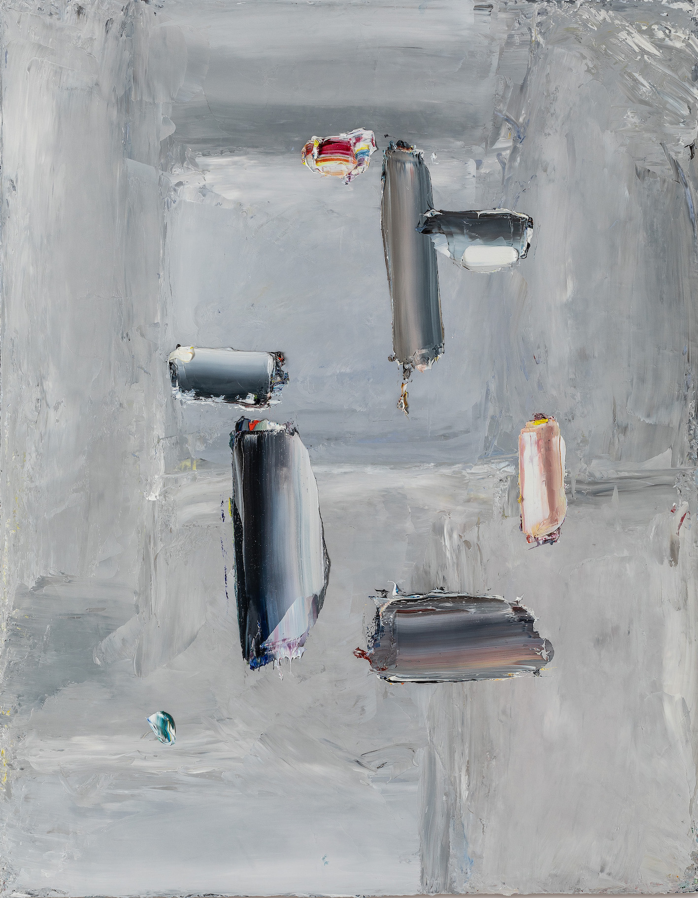 2019 Oil on Linen 51 x 40 in (129.5 x 101.6 cm) - Marc Straus Gallery