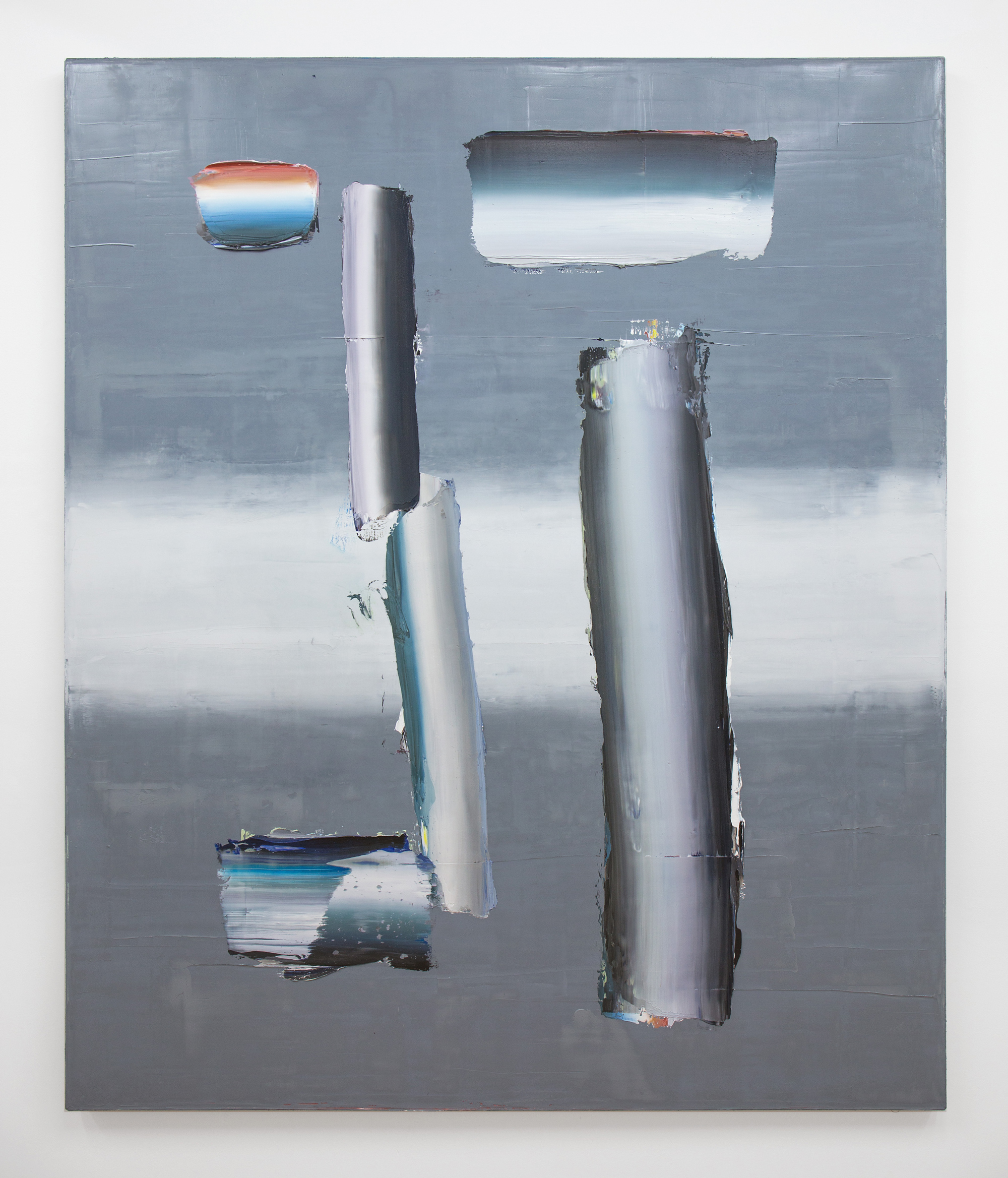Anna Leonhardt 2016 Oil on Canvas 74 x 63 inches 2016 Marc Straus Gallery