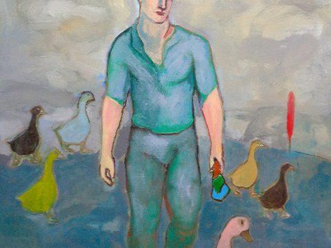 Walking The Geese