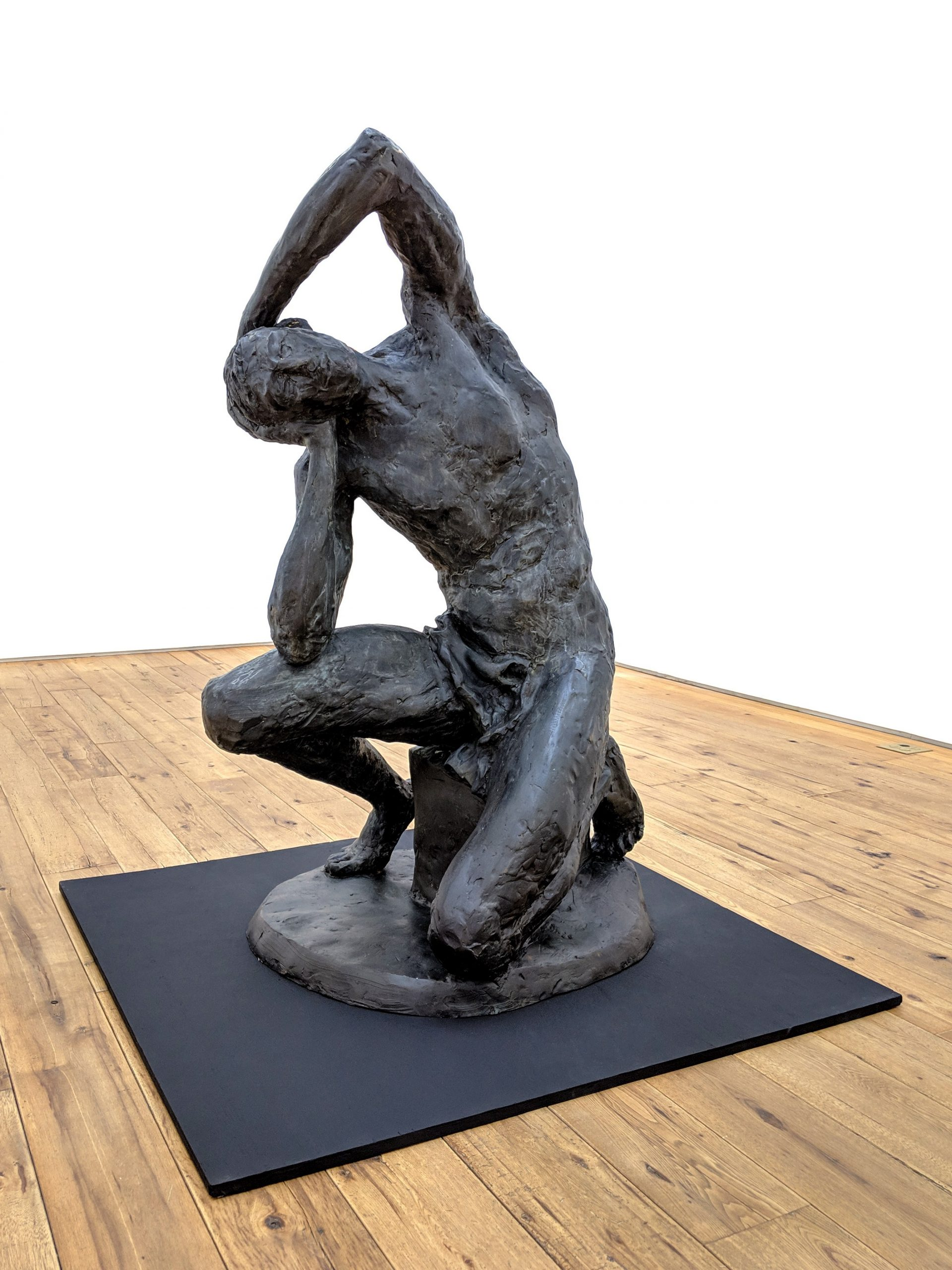2017 Bronze 57 x 38 x 29 inches (144.8 x 96.5 x 73.7 cm) - Marc Straus Gallery