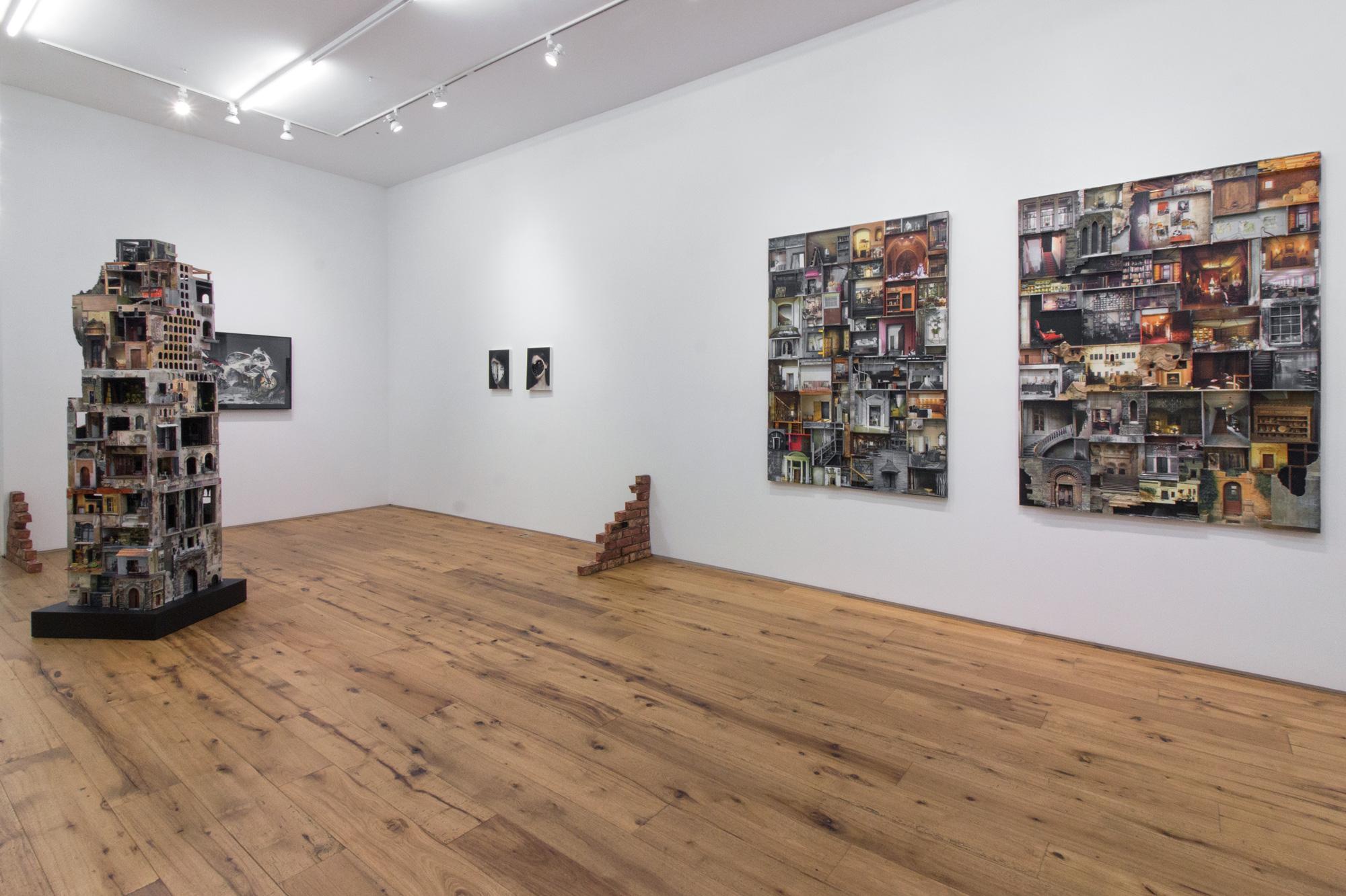 Chris Jones  2016 Marc Straus Gallery