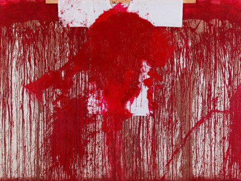 Hermann Nitsch - Marc Straus