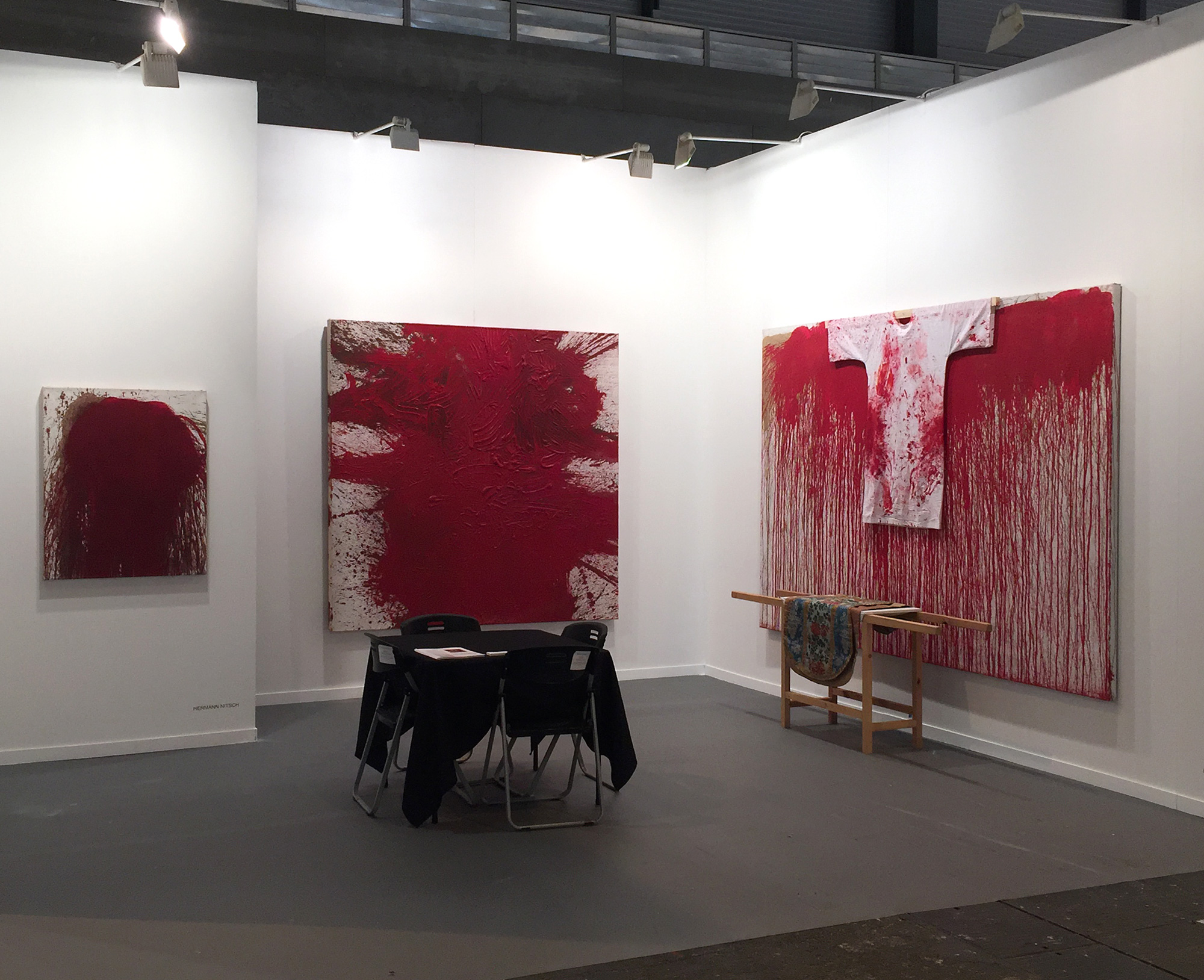ARCOmadrid Spain 2017  1970 Marc Straus Gallery