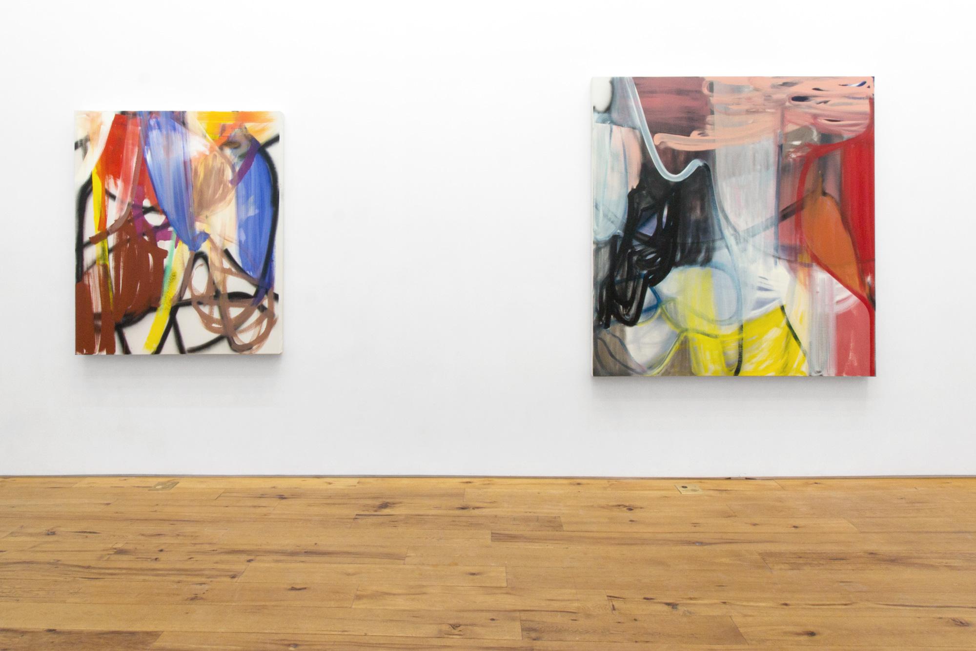 Liliane Tomasko  2017 Marc Straus Gallery