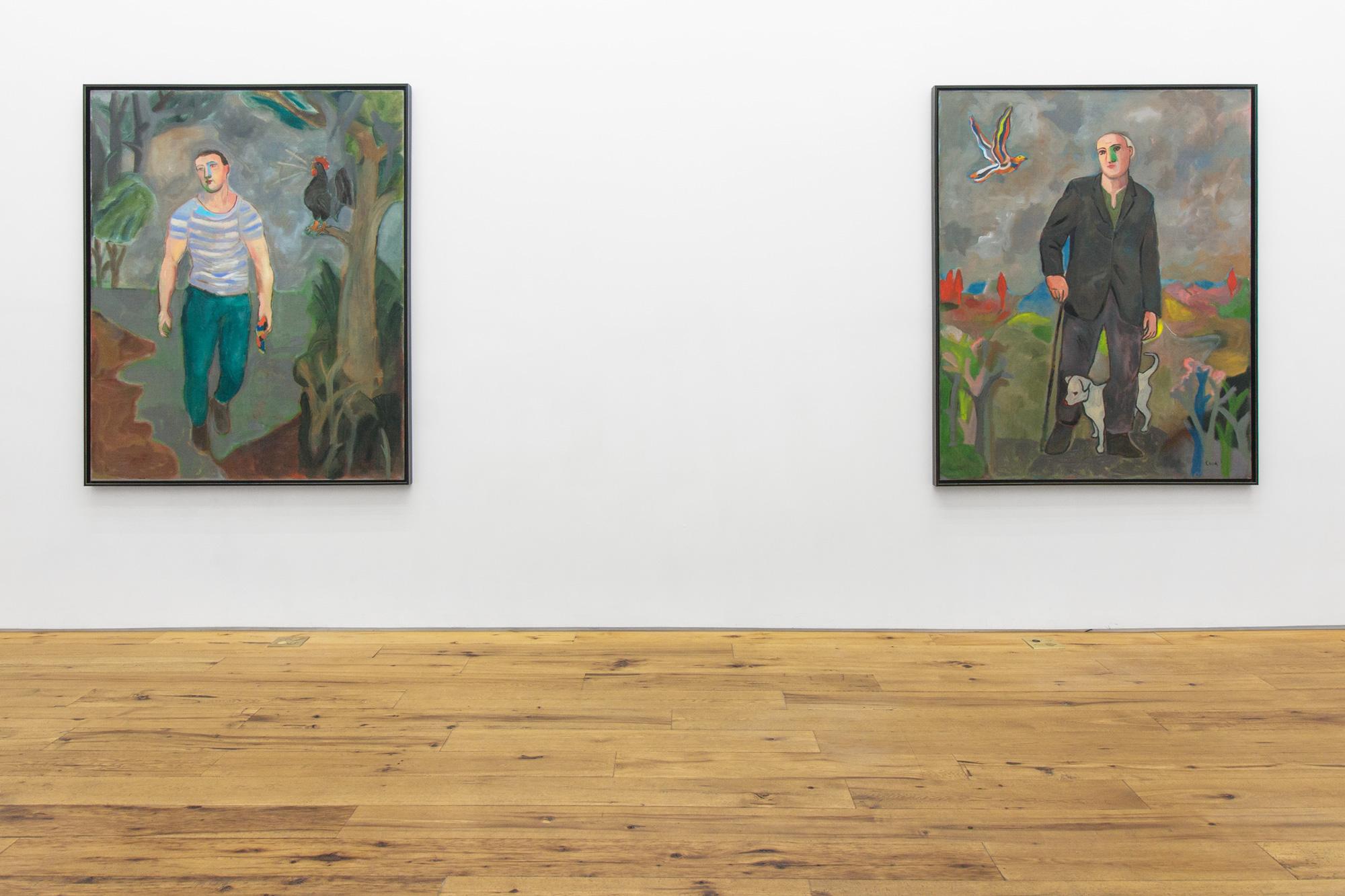 Sandro Chia  2017 Marc Straus Gallery