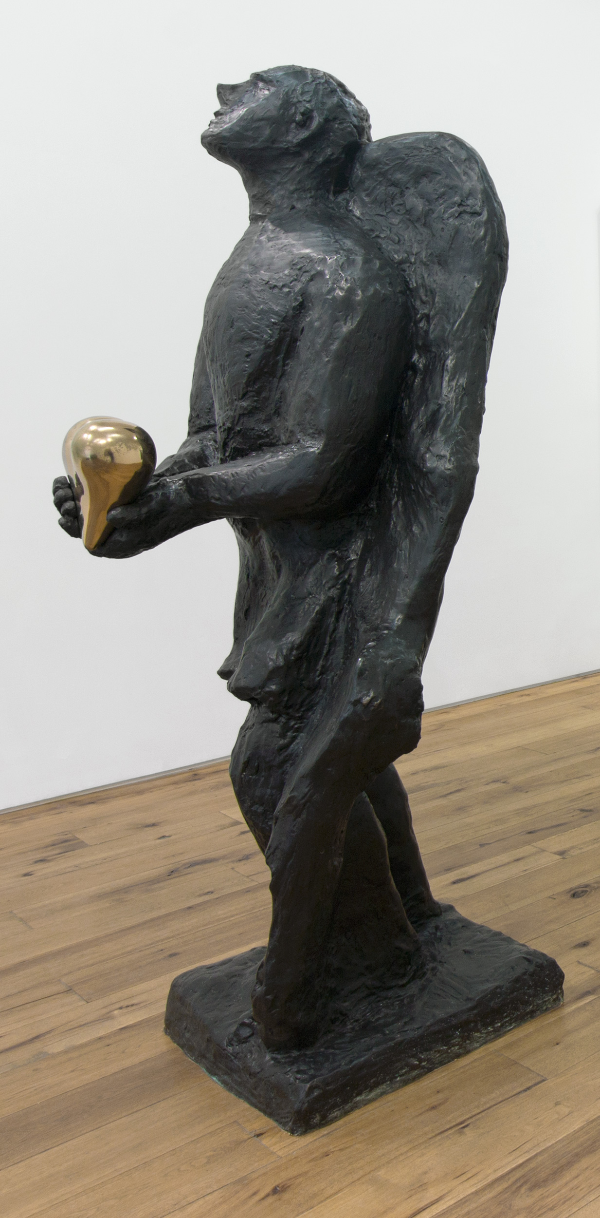 2000 Bronze 78.75 x 33 x 30 in 200 x 83.8 x 76.2 cm - Marc Straus Gallery