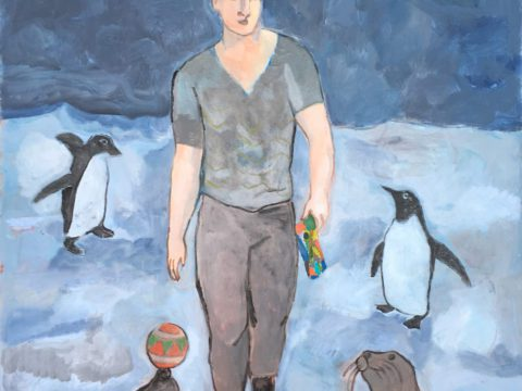 The Wayfarer with Penguins and Seals