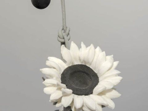 Suicidal Sunflower (detail)