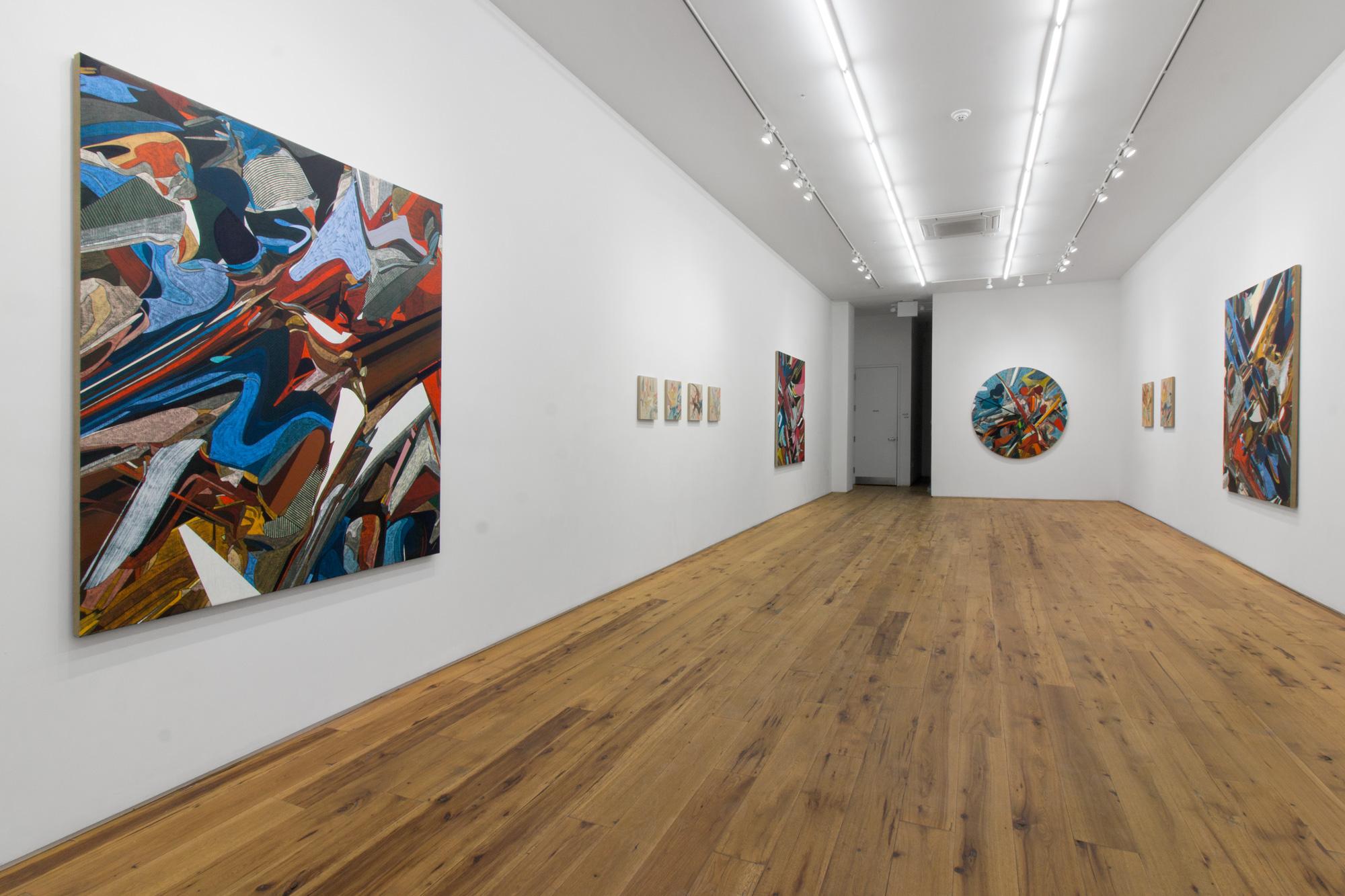 Omar Rodriguez-Graham  2017 Marc Straus Gallery