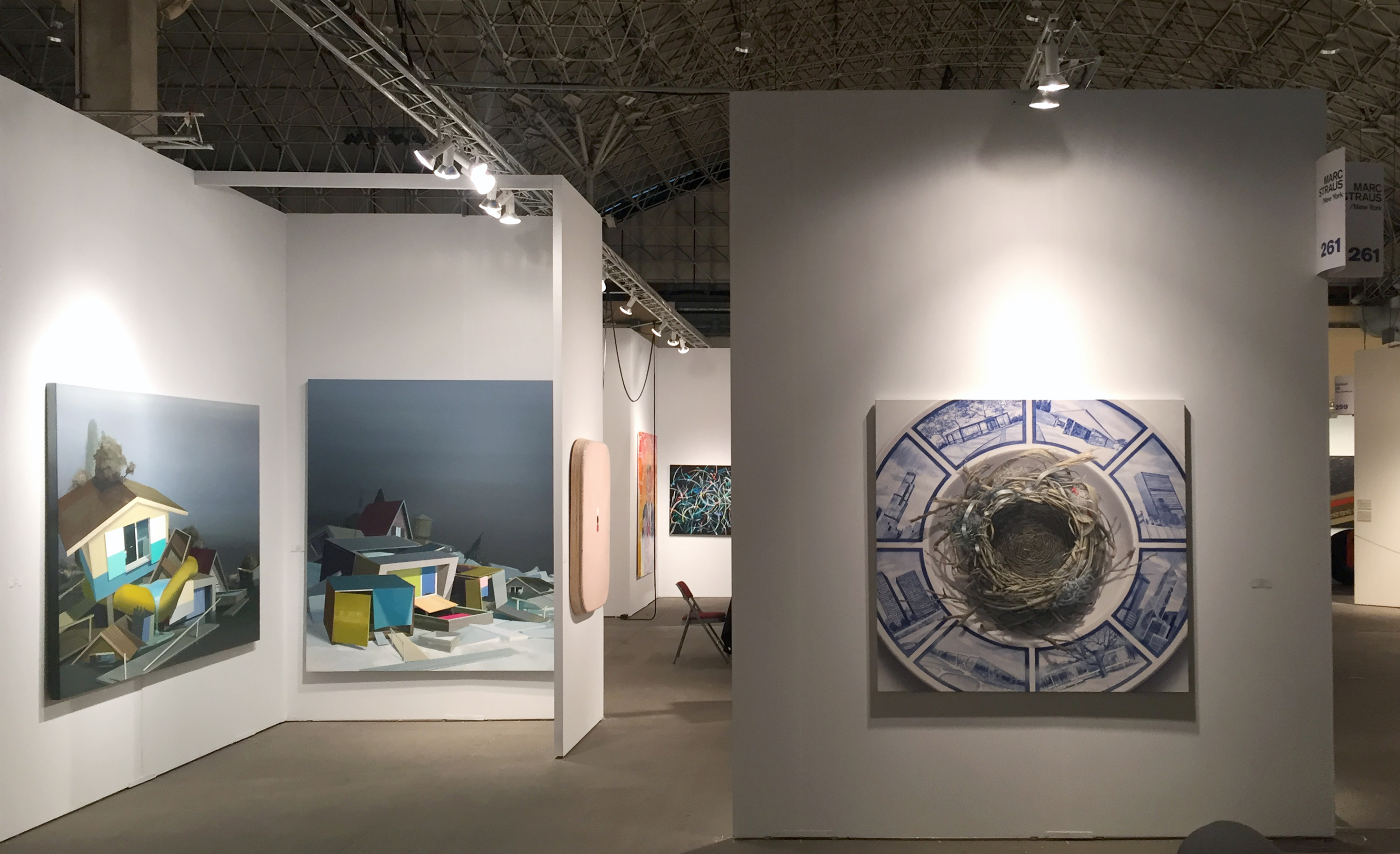 Expo Chicago 2017  1970 Marc Straus Gallery