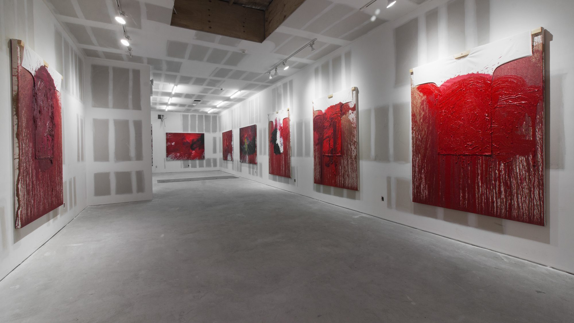 Hermann Nitsch  2017 Marc Straus Gallery