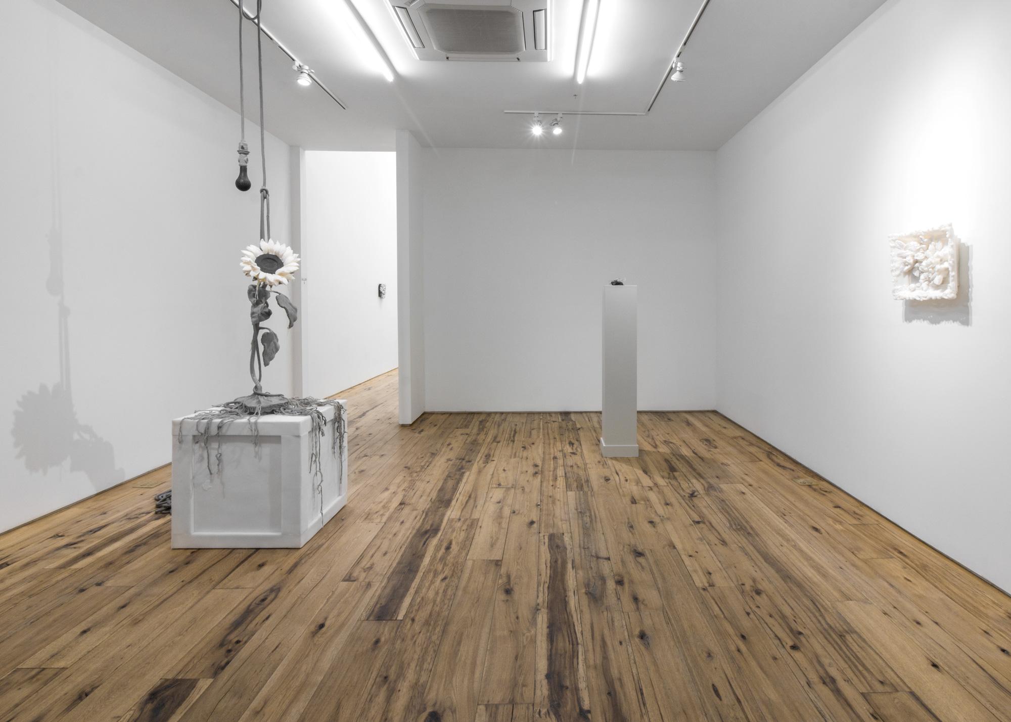 Jeanne Silverthorne  2017 Marc Straus Gallery