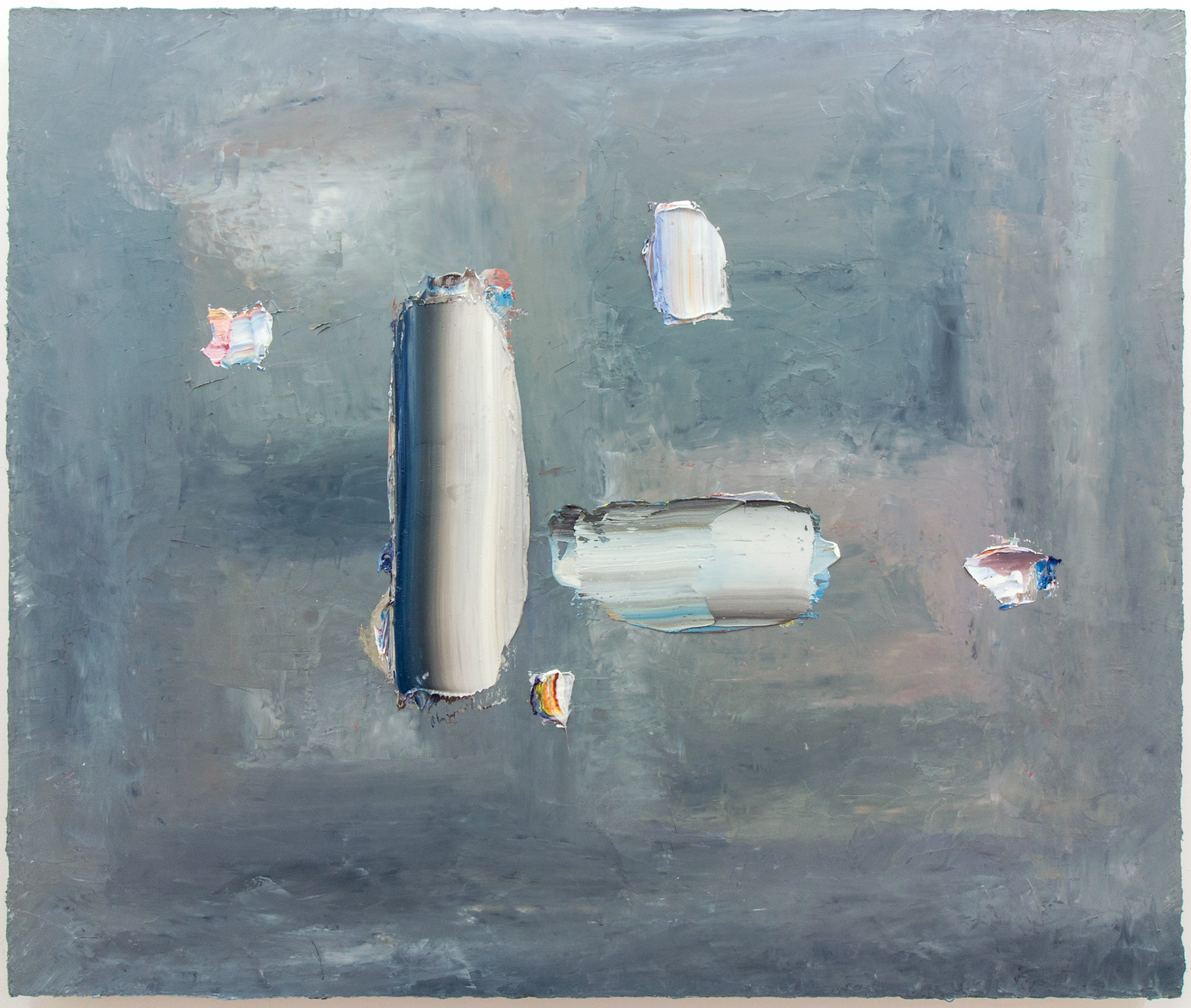 Anna Leonhardt 2017 Oil on Canvas 37 x 45 inches (94 x 114.3cm) 2018 Marc Straus Gallery