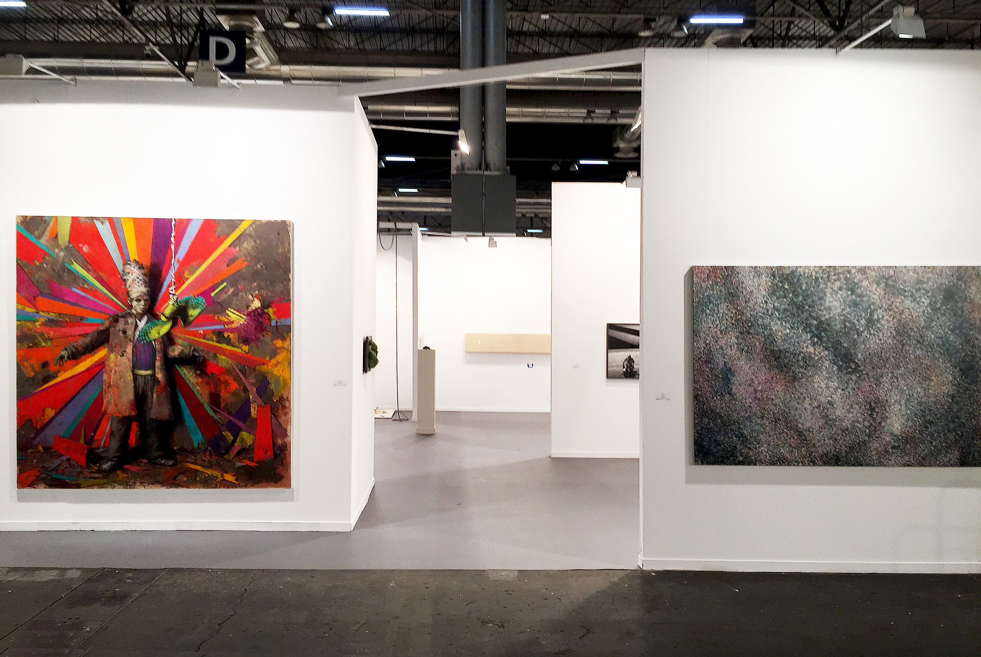 ARCOmadrid Spain 2018  1970 Marc Straus Gallery