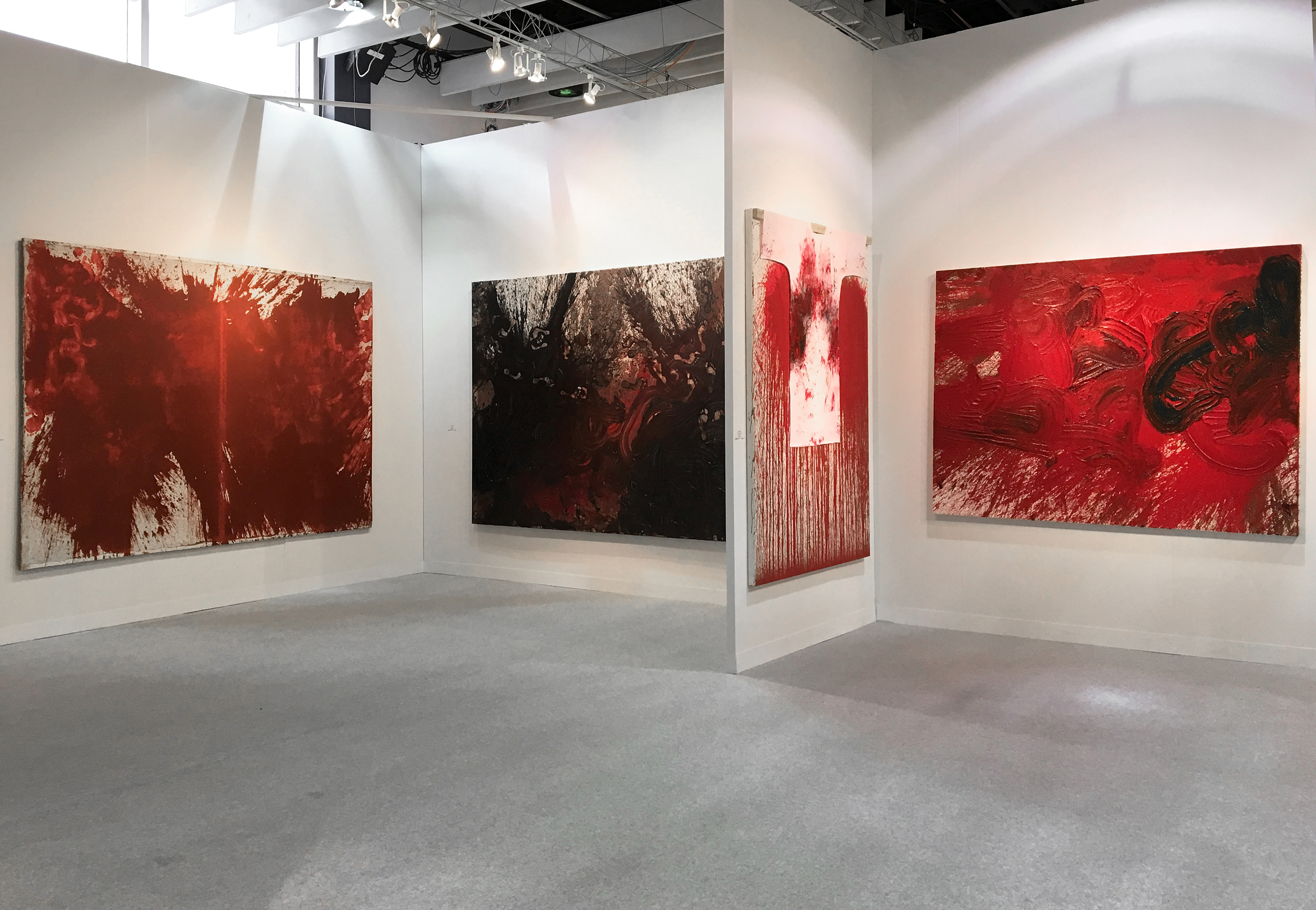 ARMORY Show New York 2018  1970 Marc Straus Gallery