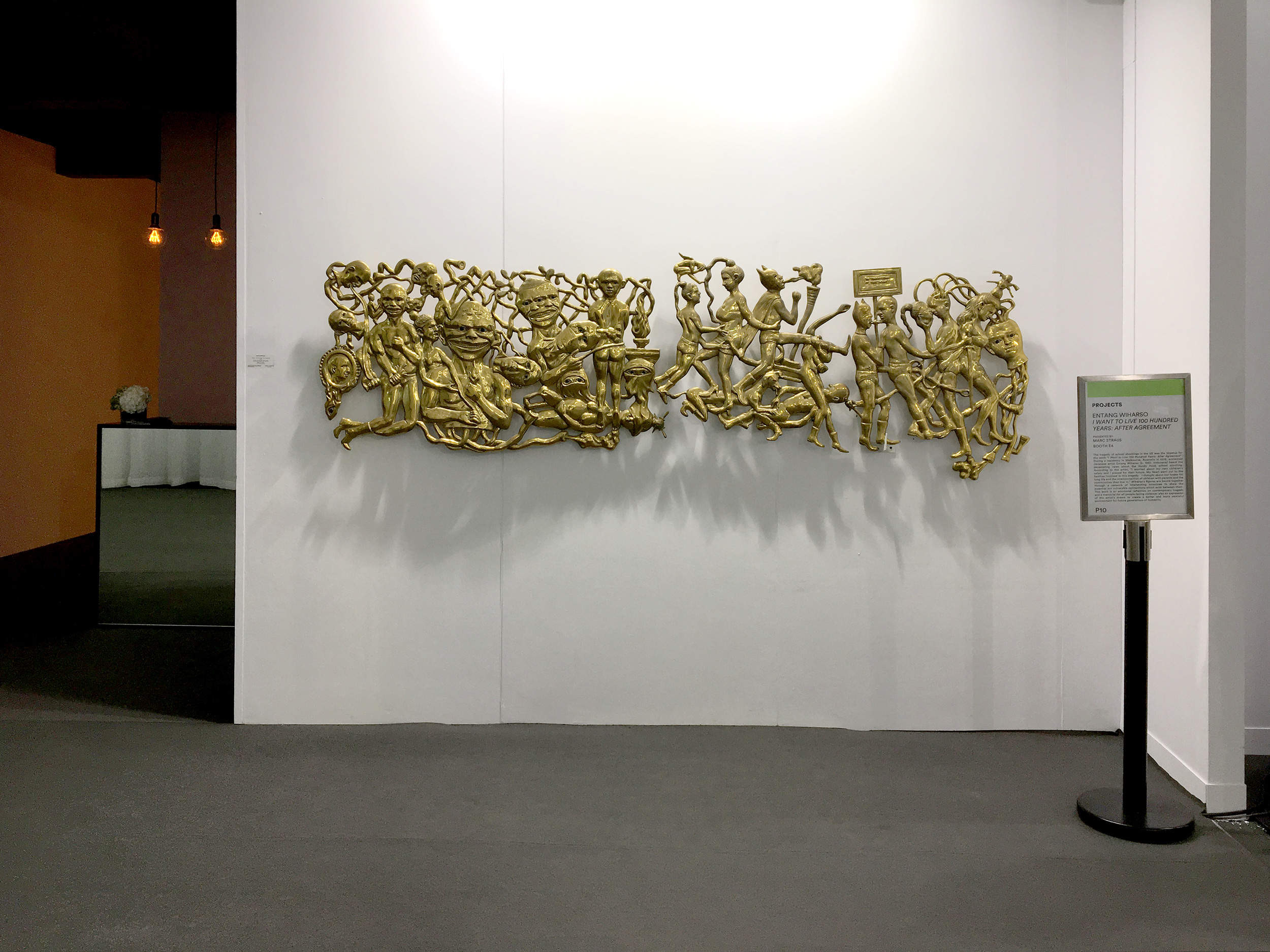 Art Central Hong Kong 2018  1970 Marc Straus Gallery