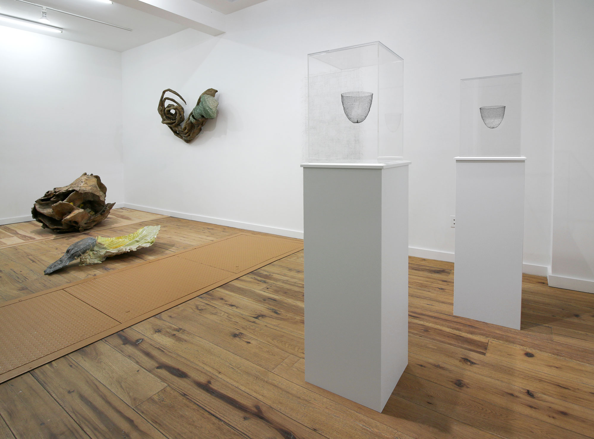 SUTURES  2018 Marc Straus Gallery