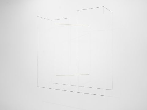 Line Sculpture (Cuboid) #22