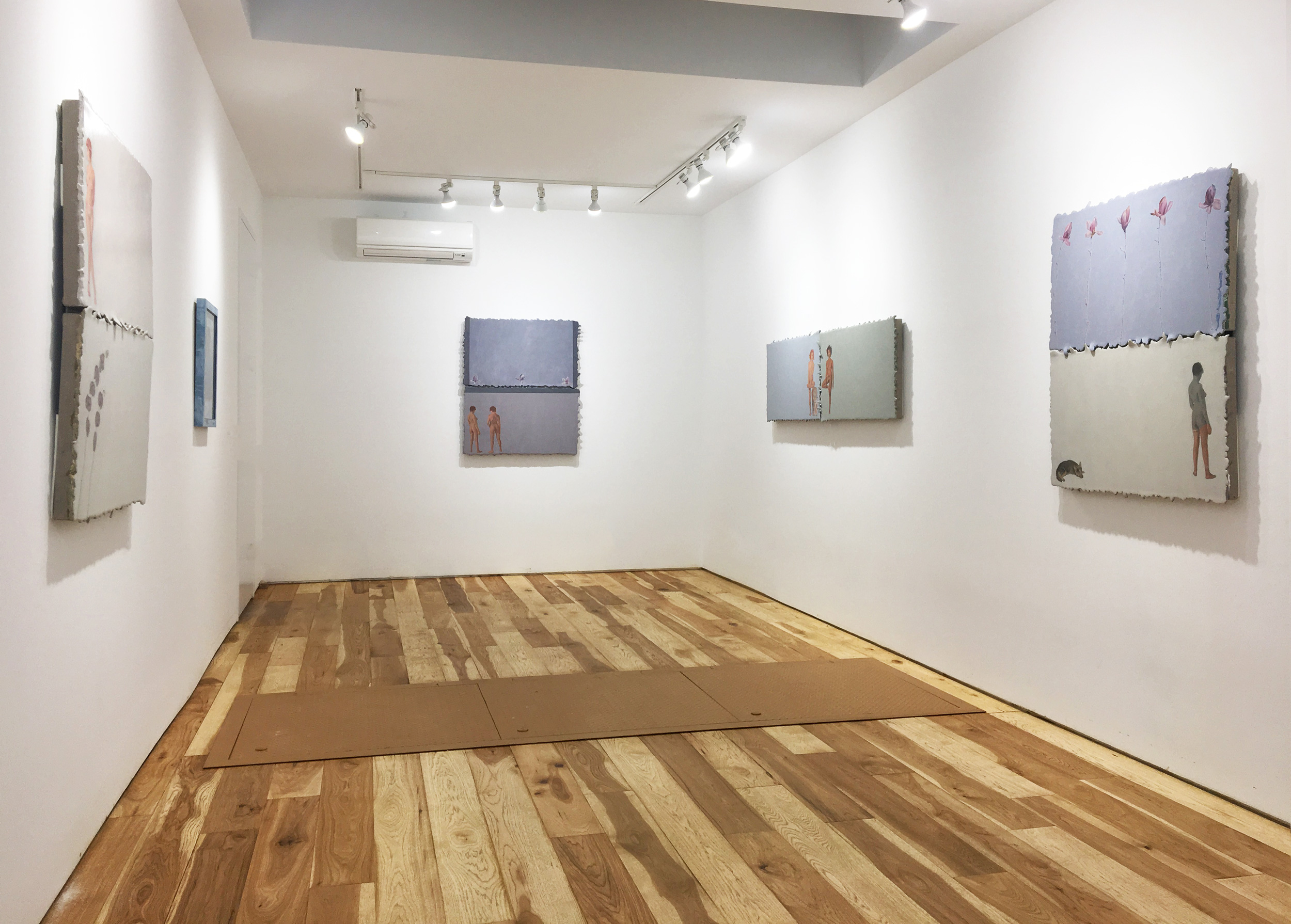 Paul Waldman  2018 Marc Straus Gallery