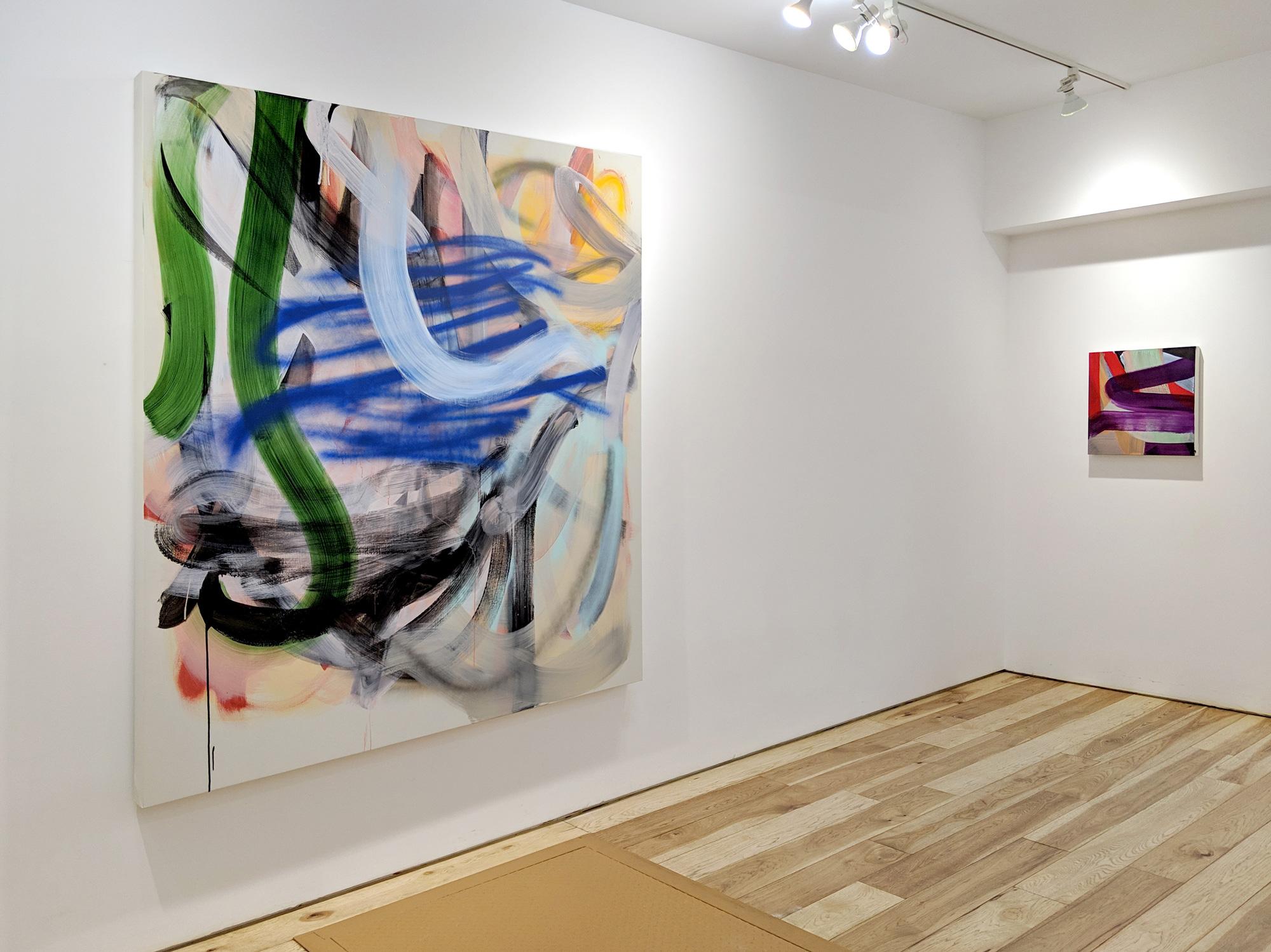 Liliane Tomasko  2019 Marc Straus Gallery